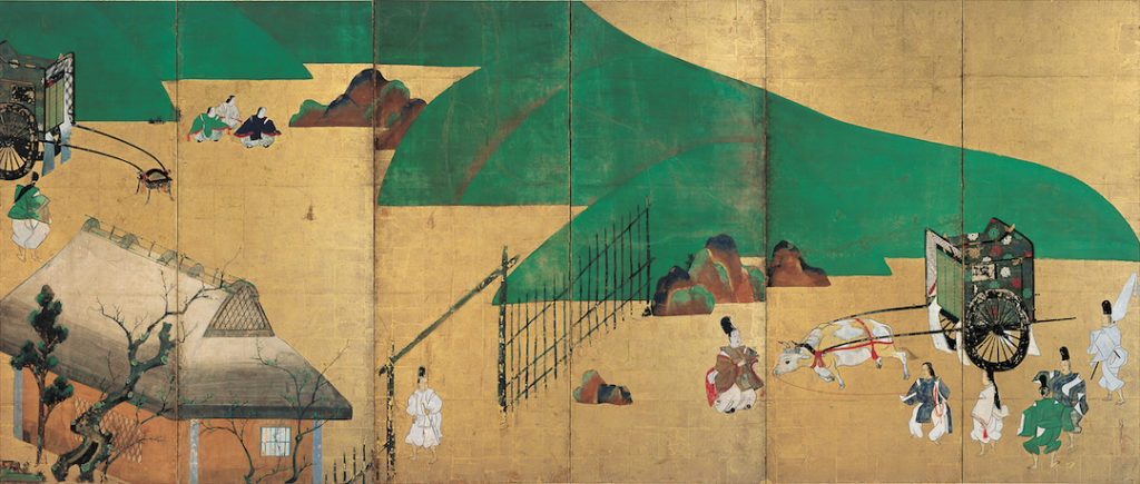 The Tale of Genji: A Japanese Classic Illuminated - Elite
